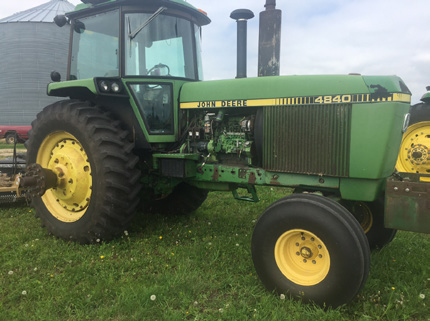 4840 TRACTOR